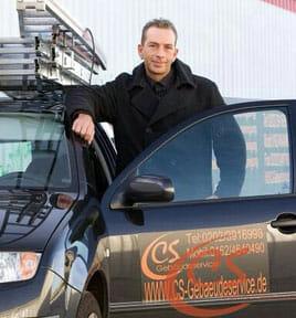 Carsten Sedlmeier Geschäftsführer CS Gebäudeservice